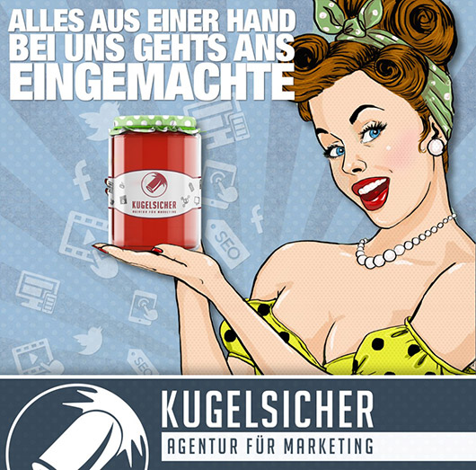 Kugelsicher Marketing