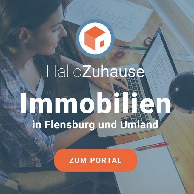 HalloZuhause Immobilien in Flensburg un Umland