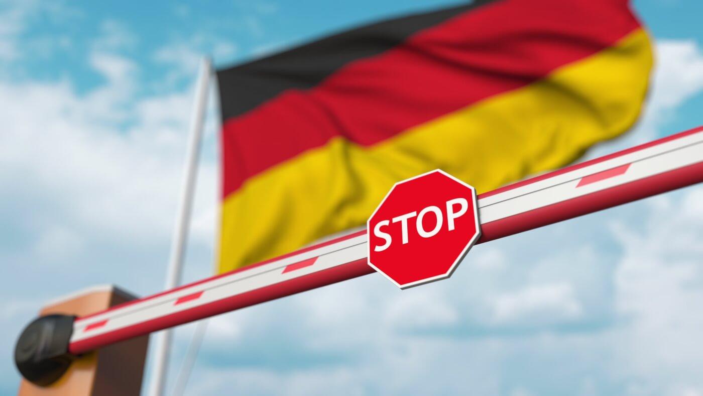 Deutschland Schließt Die Grenzen